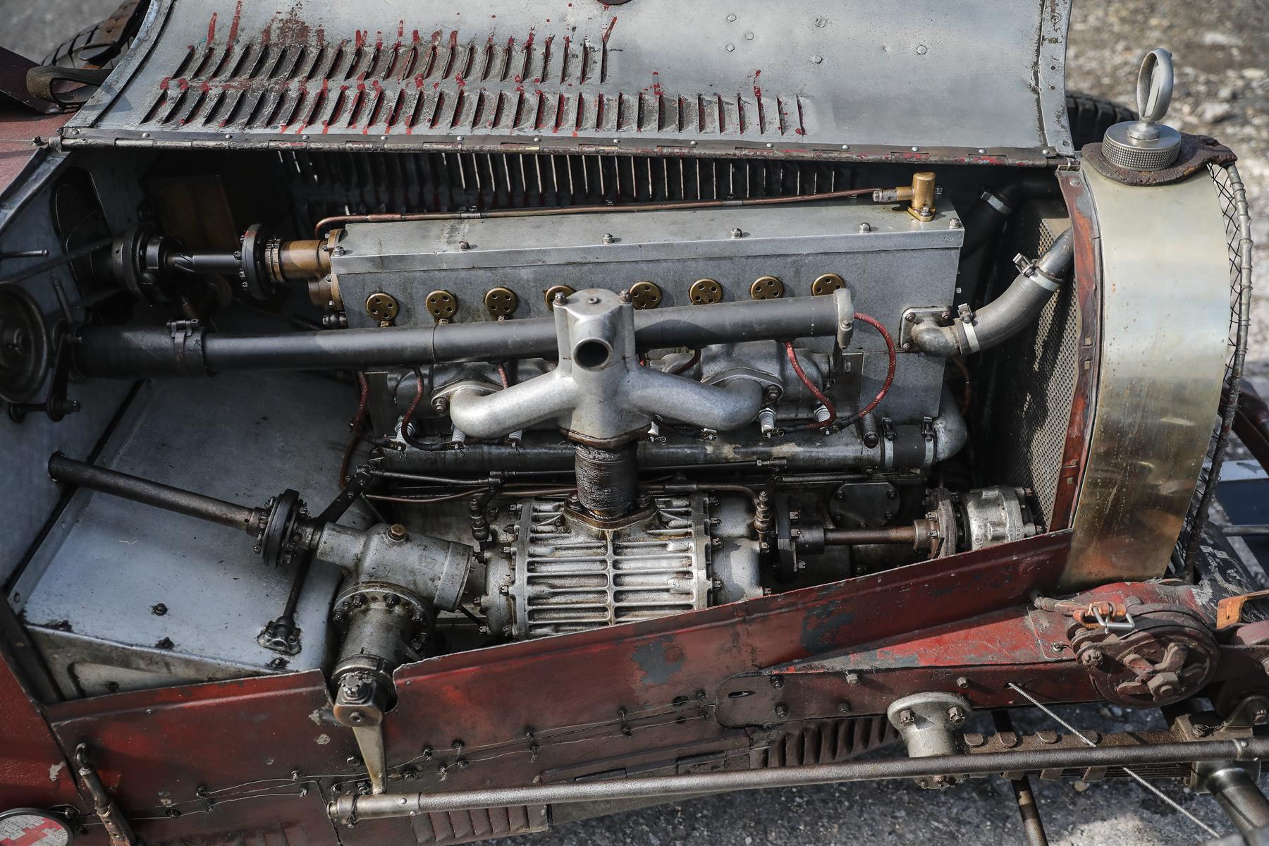 1928_Bugatti Type 35C Grand Prix