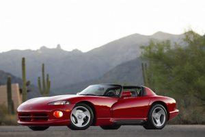 1992 Dodge Viper